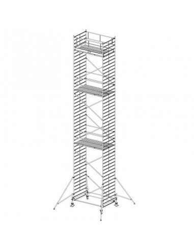 Krause Stabilo 500-as Sorozat 3,00x1,50 Munkamagasság: 13,40 m