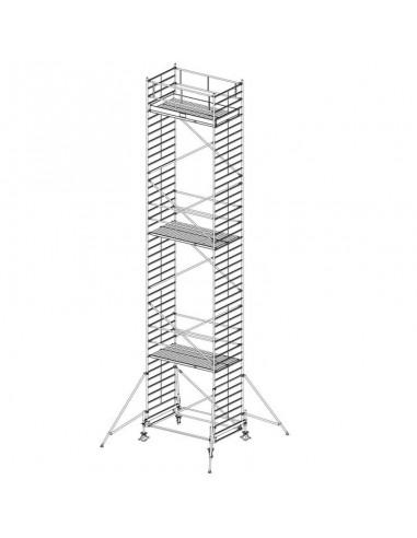 Krause Stabilo 500-as Sorozat 3,00x1,50 Munkamagasság: 12,40 m