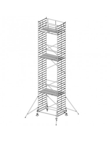Krause Stabilo 500-as Sorozat 3,00x1,50 Munkamagasság: 11,40 m
