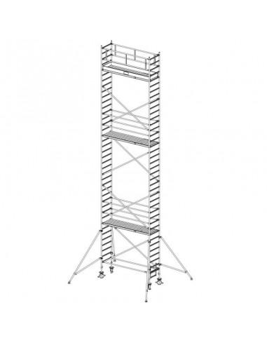 Krause Stabilo 1000-es Sorozat 3,00x0,75 Munkamagasság: 11,40 m