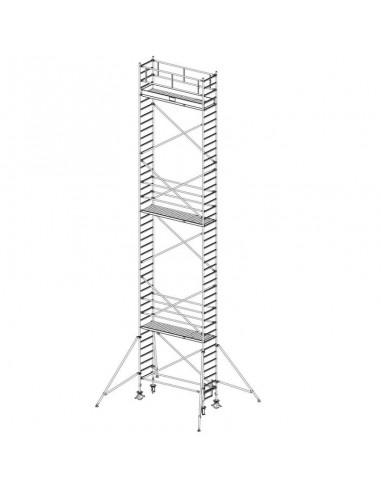 Krause Stabilo 1000-es Sorozat 3,00x0,75 Munkamagasság: 12,40 m