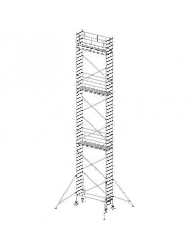 Krause Stabilo 1000-es Sorozat 3,00x0,75 Munkamagasság: 13,40 m