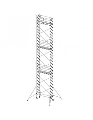 Krause Stabilo 1000-es Sorozat 3,00x0,75 Munkamagasság: 14,40 m
