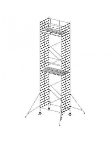 Krause Stabilo 5000-es Sorozat 3,00x1,50 Munkamagasság: 10,40 m