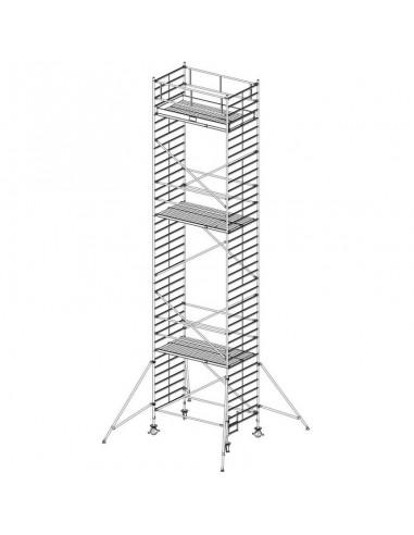 Krause Stabilo 5000-es Sorozat 3,00x1,50 Munkamagasság: 11,40 m