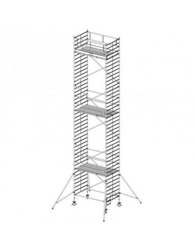 Krause Stabilo 5000-es Sorozat 3,00x1,50 Munkamagasság: 12,40 m