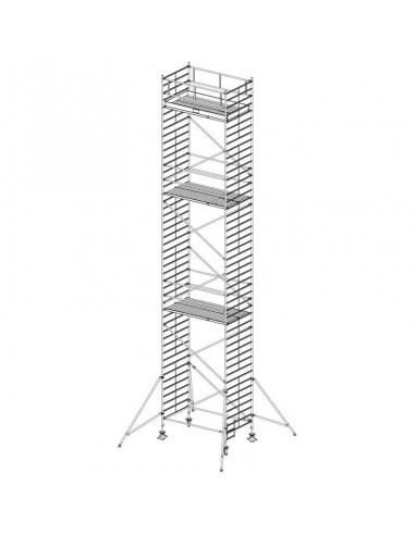 Krause Stabilo 5000-es Sorozat 3,00x1,50 Munkamagasság: 13,40 m