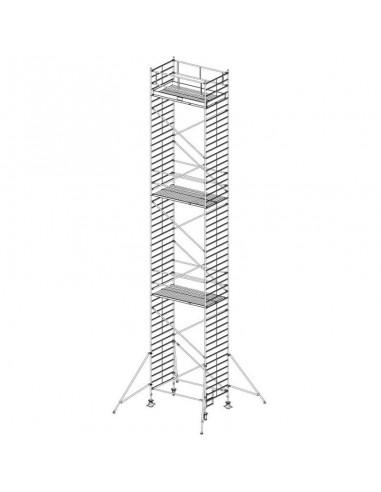 Krause Stabilo 5000-es Sorozat 3,00x1,50 Munkamagasság: 14,40 m