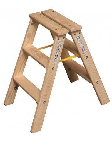 Krause Stabilo Lépcsőfokos Falétra 2X3 Fokos
