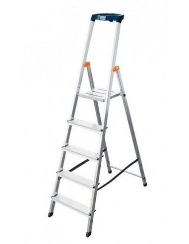 Krause Monto Safety Lépcsőfokos Állólétra 7 Fokos