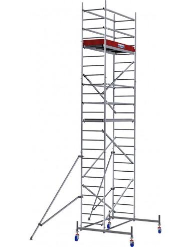 Krause Monto Protec 910-es Sorozat 2,00x0,7 Munkamagasság: 7,30 m