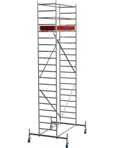 Krause Stabilo 10-es Sorozat 2,00x0,75 Munkamagasság: 6,40 m