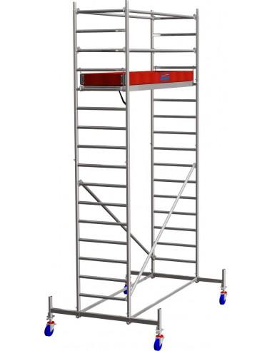 Krause Stabilo 10-es Sorozat 2,50x0,75 Munkamagasság: 5,40 m