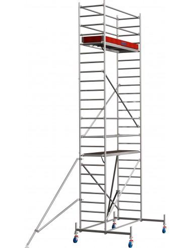 Krause Stabilo 10-es Sorozat 2,50x0,75 Munkamagasság: 7,40 m