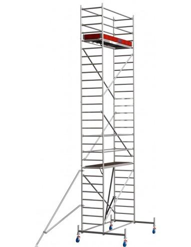 Krause Stabilo 10-es Sorozat 2,50x0,75 Munkamagasság: 8,40 m