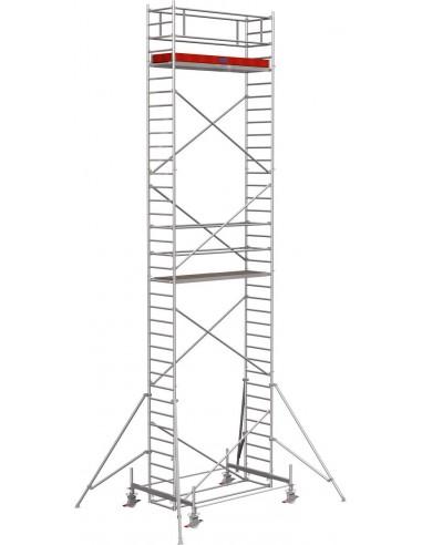 Krause Stabilo 100-as Sorozat 3,00x0,75 Munkamagasság: 10,40 m