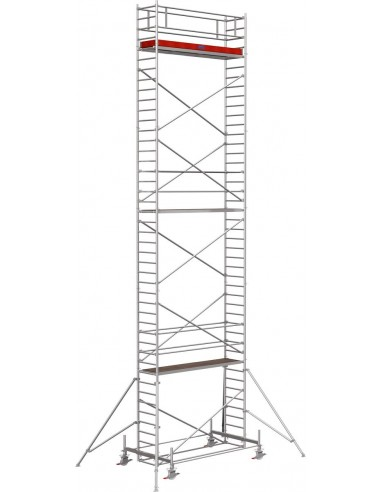 Krause Stabilo 100-as Sorozat 3,00x0,75 Munkamagasság: 12,40 m
