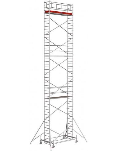 Krause Stabilo 100-as Sorozat 3,00x0,75 Munkamagasság: 14,40 m