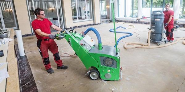 A betoncsiszolás lényege és szóba jöhető eszközei